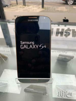 Samsung Galaxy I9500 S4 Black 16 GB | Mobile Phones for sale in Lagos State, Ikeja