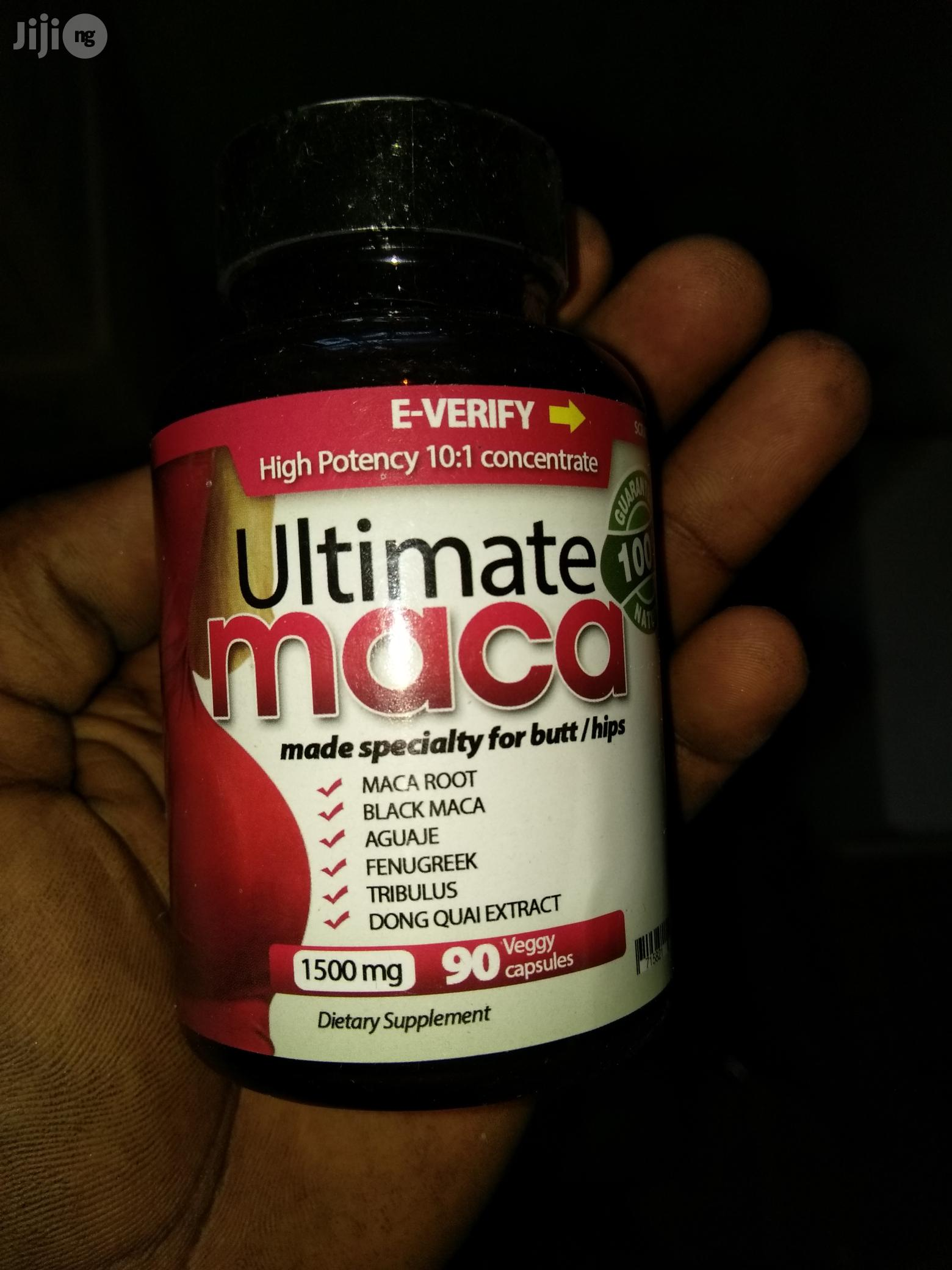 Archive: Ultimate Maca Supplement For Enlargement Of Breast ,Hip