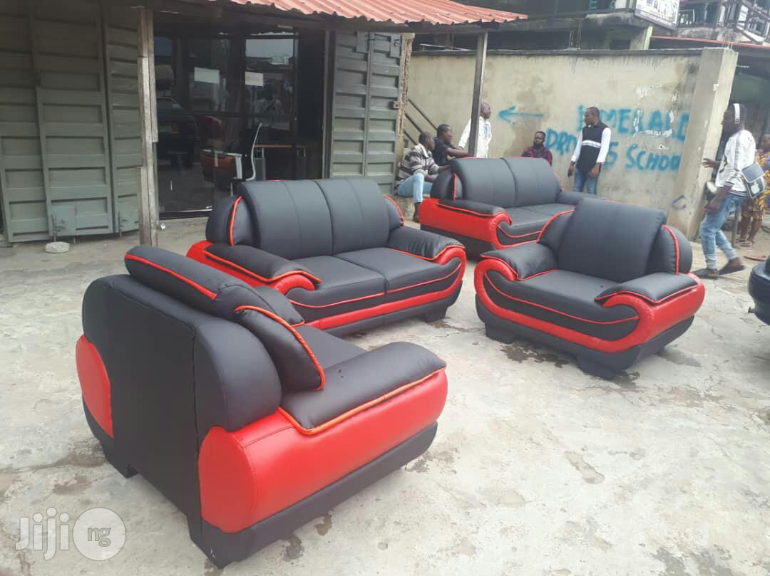 Sitting - Room Leather Sofa Chair,