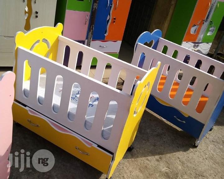 Baby Bed Cot | Children's Furniture for sale in Yaba, Lagos State, Nigeria