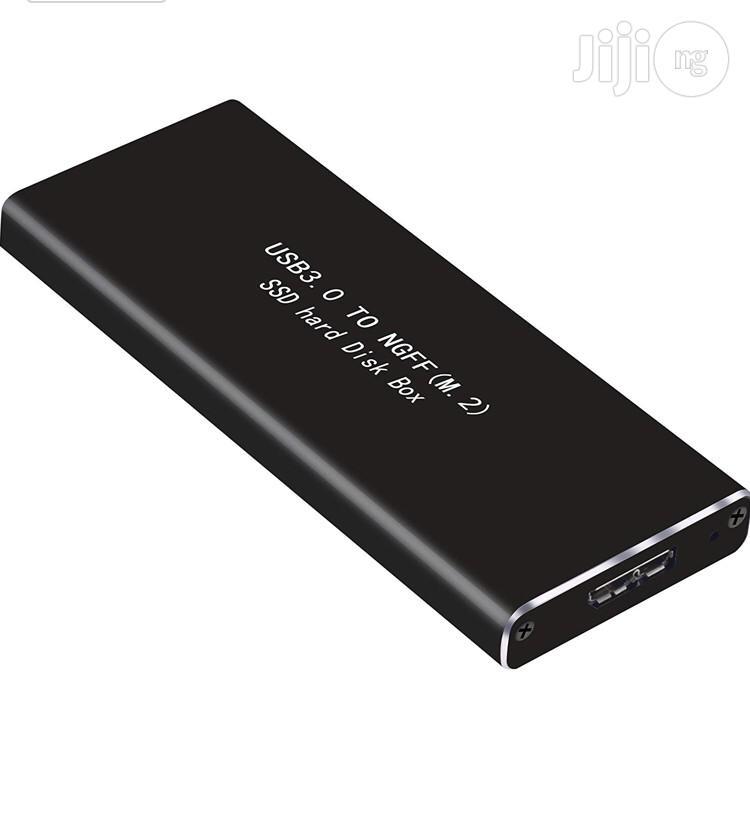 M.2 Sata Ssd To USB 3.0 External Ssd Enclosure