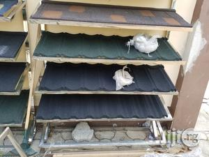 A Grade Stone Coated Roofing Materials Available At DN Limited | Building Materials for sale in Lagos State, Apapa