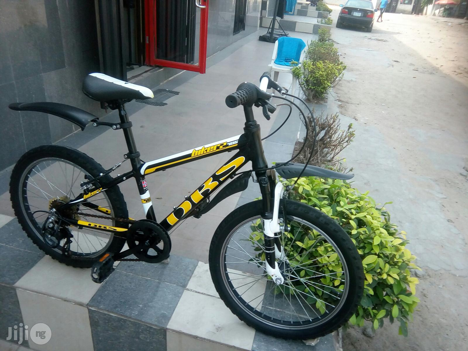 DBS Children Bicycle 20 Inches