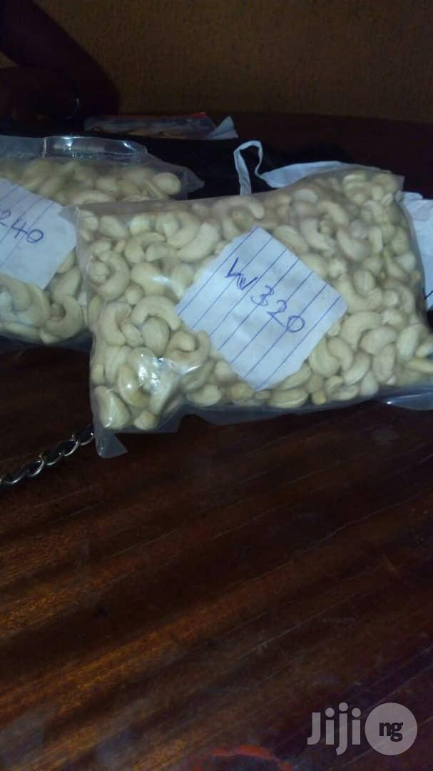 Cashew Nuts   Meals & Drinks for sale in Alimosho, Lagos State, Nigeria