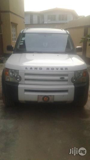 Land Rover LR3 2006 White | Cars for sale in Lagos State, Alimosho
