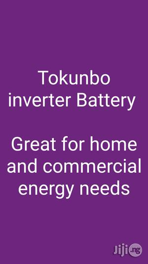 Tokunbo Inverter Battery Yaba | Electrical Equipment for sale in Lagos State, Yaba