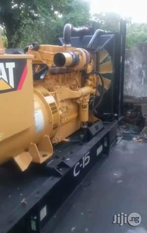 500kva Basic UK Used Caterpillar Mantrac Desiel Generator For Sale   Electrical Equipment for sale in Lagos State