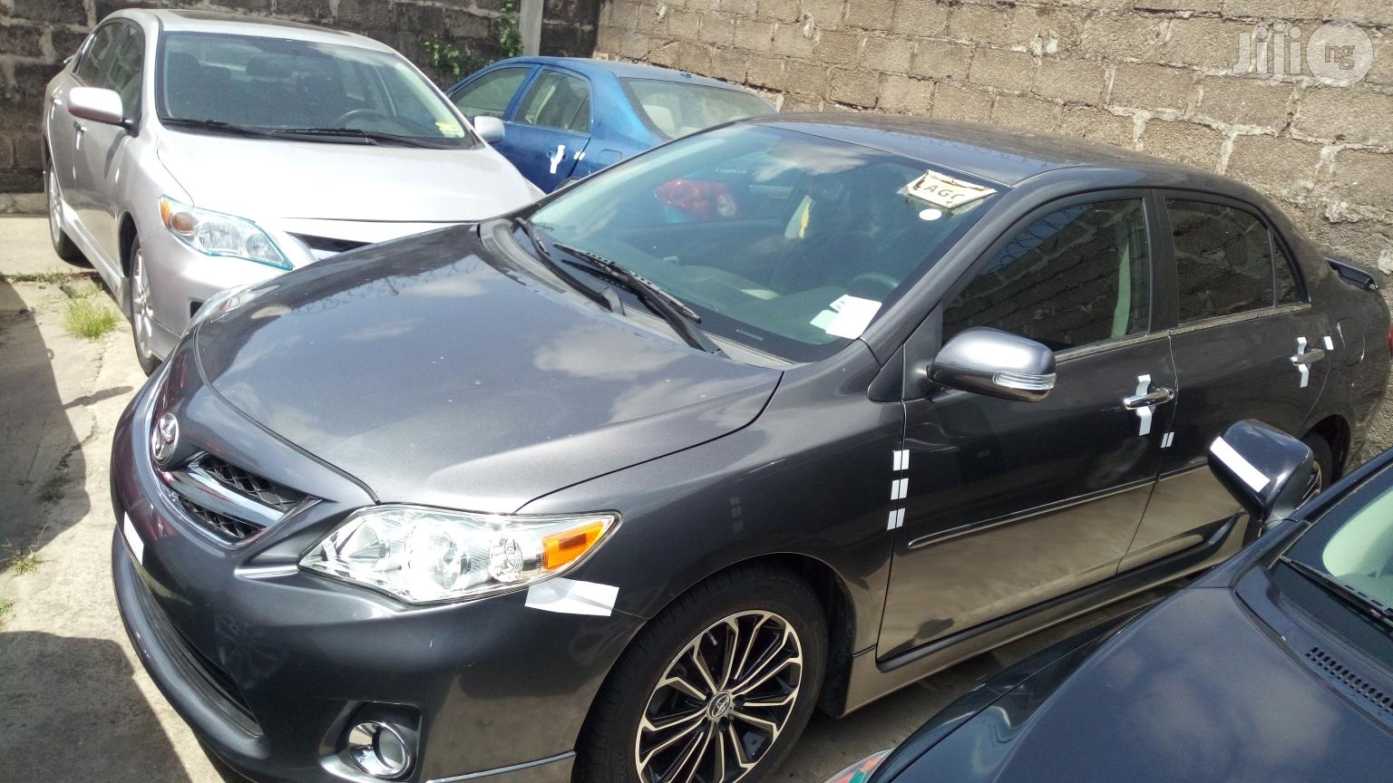 Toyota Corolla 2011 Gray | Cars for sale in Apapa, Lagos State, Nigeria