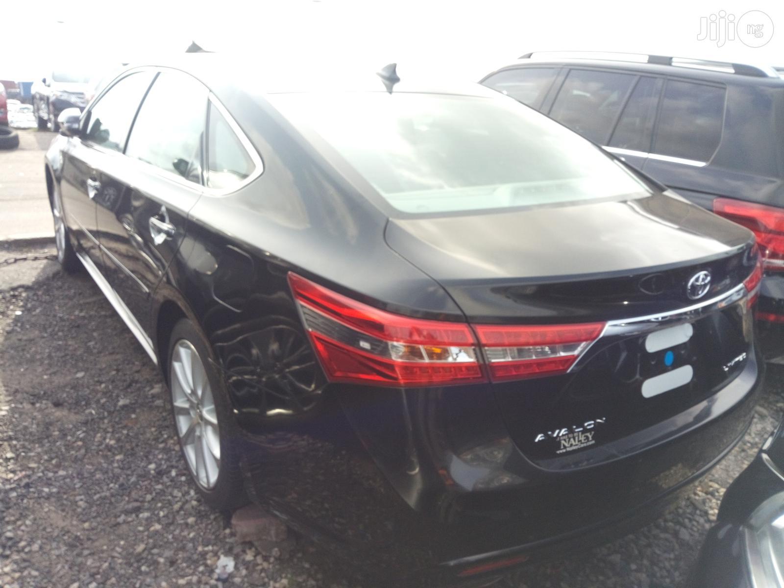 Toyota Avalon 2014 Black | Cars for sale in Apapa, Lagos State, Nigeria