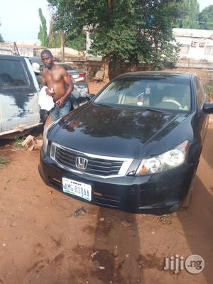 Honda Accord 2008 2.0 Comfort Automatic Black   Cars for sale in Anambra State, Awka