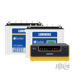 Luminous Hybrid Inverter 1.5KVA / 24V | Solar Energy for sale in Abuja (FCT) State, Gwarinpa
