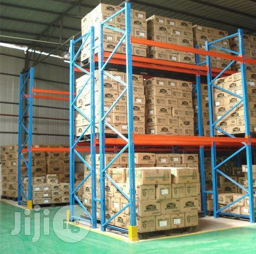 Warehouse Storage Equipment Industrial Shelving Rack   Store Equipment for sale in Lagos State, Nigeria