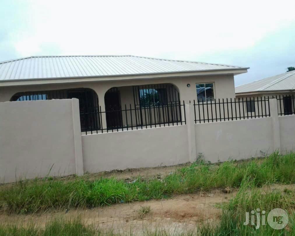 Two Bedroom Flat At Macaulay Igbogbo, Ikorodu.