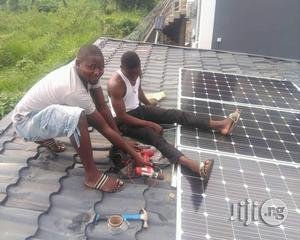 Solar Panels, Inverter & Solar Street Light | Building & Trades Services for sale in Lagos State, Ajah