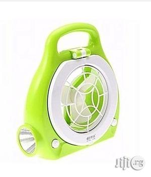 Joykaly (SMD)Rechargeable Fan With Light | Home Appliances for sale in Lagos State, Mushin