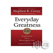 Everyday Greatness: Inspiration for a Meaningful Life | Books & Games for sale in Lagos State, Oshodi-Isolo
