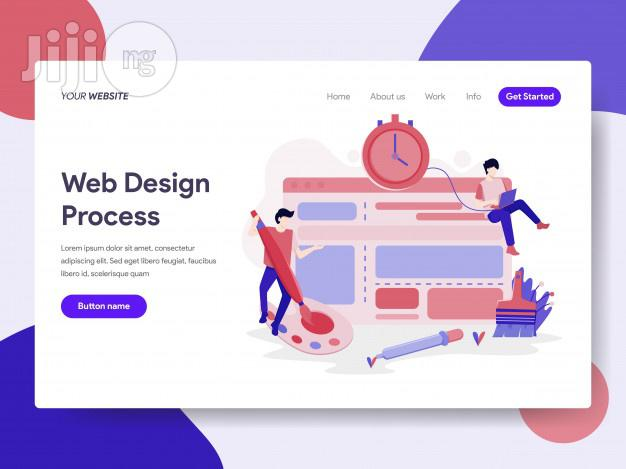 Web Design | Professional Website Design | Computer & IT Services for sale in Wuse 2, Abuja (FCT) State, Nigeria
