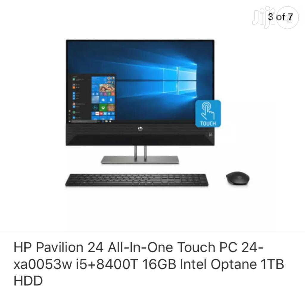 New Desktop Computer HP Pavilion 24 16GB Intel Core i5 HDD 1T