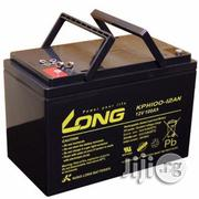 LONG 100ah/12V SMF Battery | Solar Energy for sale in Lagos State, Victoria Island