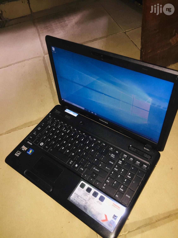 Laptop Toshiba Satellite C665 2GB HDD 250GB | Laptops & Computers for sale in Ikeja, Lagos State, Nigeria