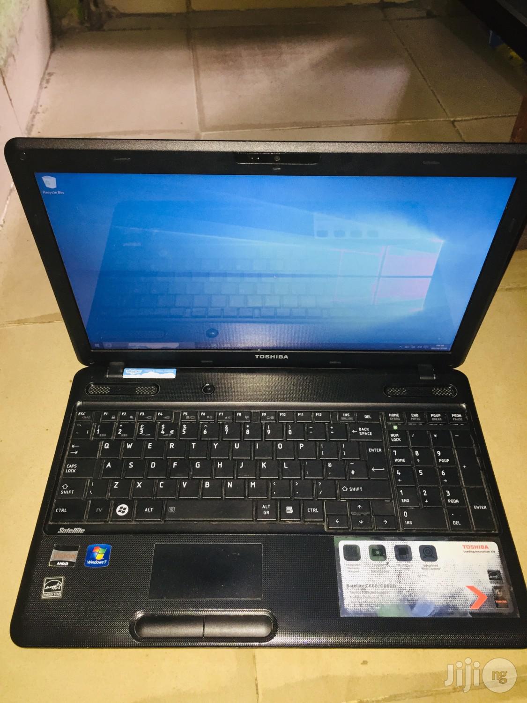 Laptop Toshiba Satellite C665 2GB HDD 250GB
