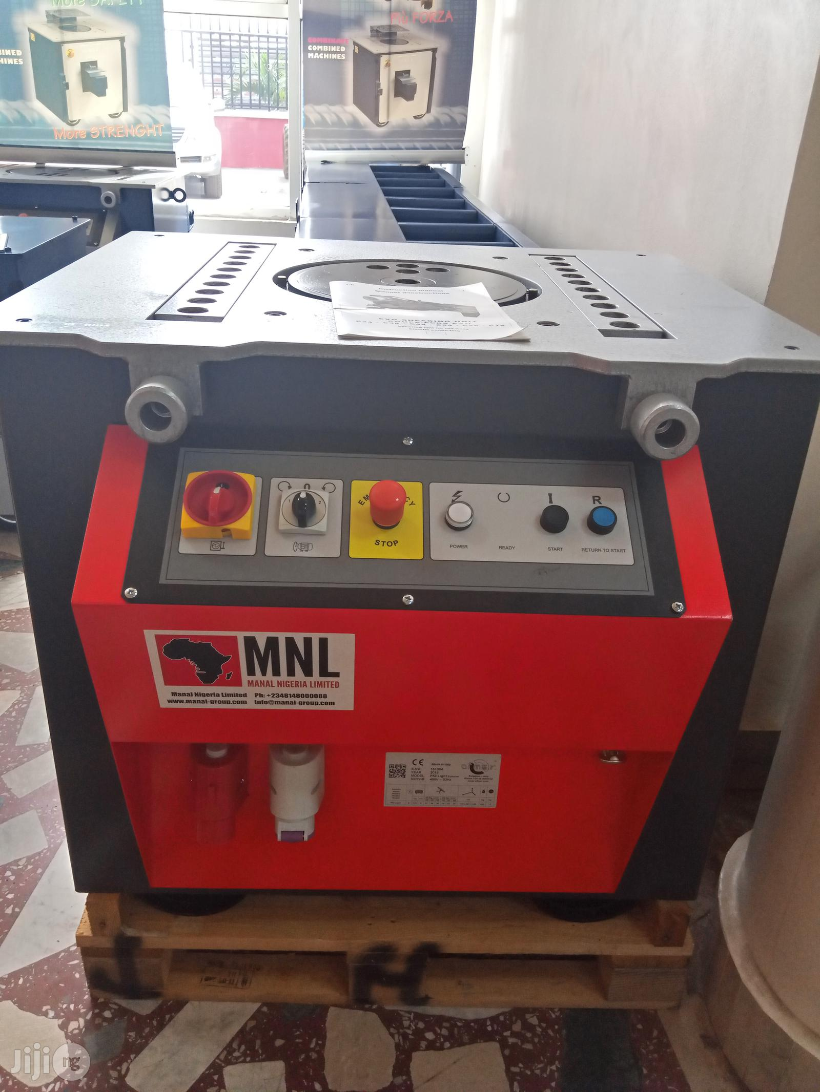 OFMER Rebar Bending Machine