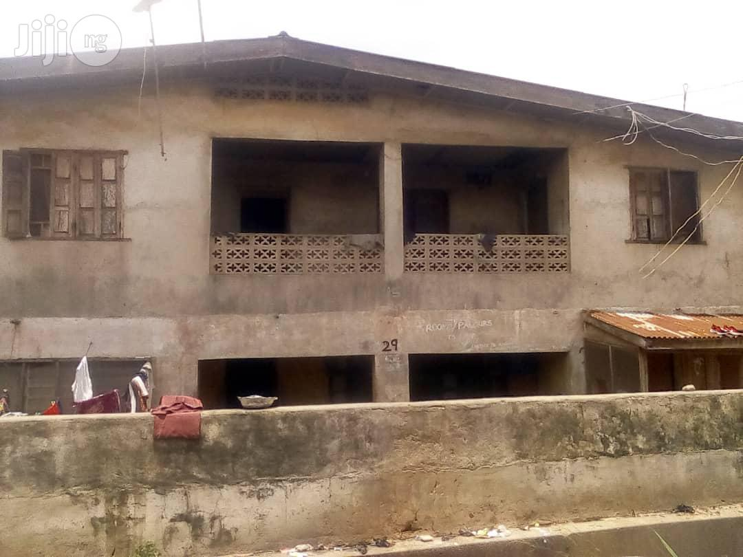 Demolishable Tenement Building at Shogunle, OSHODI Lagos for Sale. | Houses & Apartments For Sale for sale in Oshodi, Lagos State, Nigeria