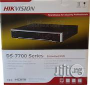 16port/16 Channel Hikvision Nvr + Poe | Security & Surveillance for sale in Lagos State, Ikeja