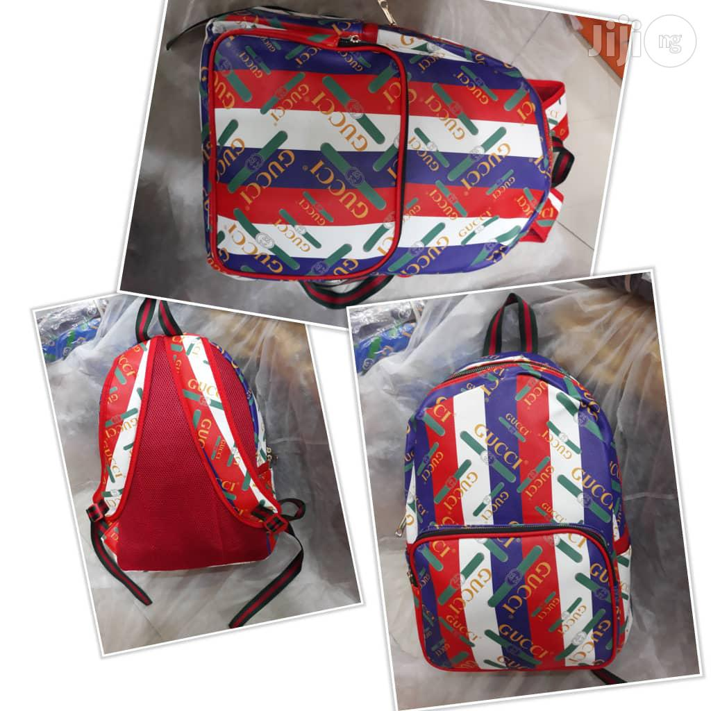 Designer Back Pack | Bags for sale in Apapa, Lagos State, Nigeria