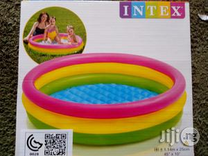 Kids Inflatable Swimming Pool | Sports Equipment for sale in Lagos State, Surulere