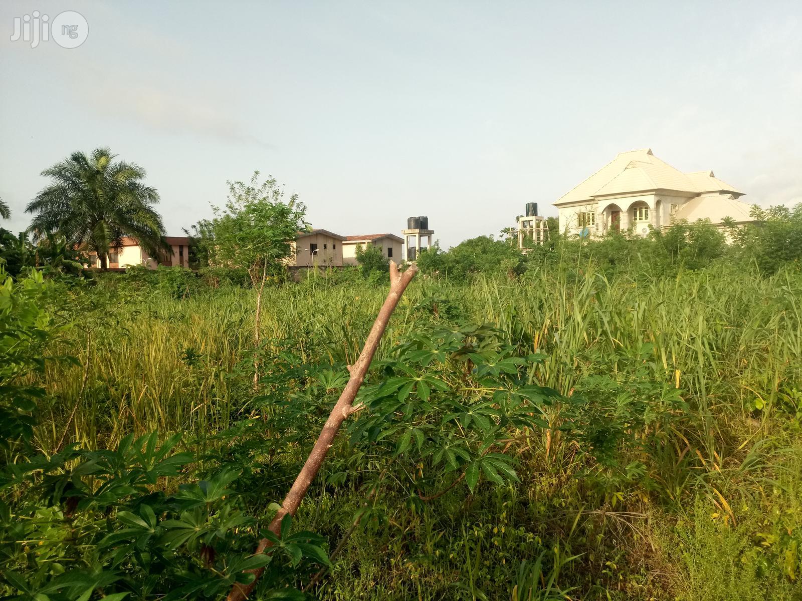 3 Plots of Land Fenced Off NTA Road ,Oba-Ile, Akure