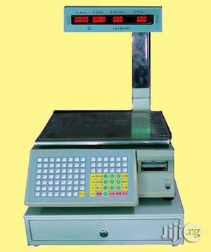 Bar Code Printer Scale Electronic Cashing Scale   Store Equipment for sale in Lagos State, Ikeja