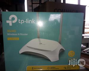 Tplink 3G/4G Wireless N Router   Networking Products for sale in Lagos State, Ikeja