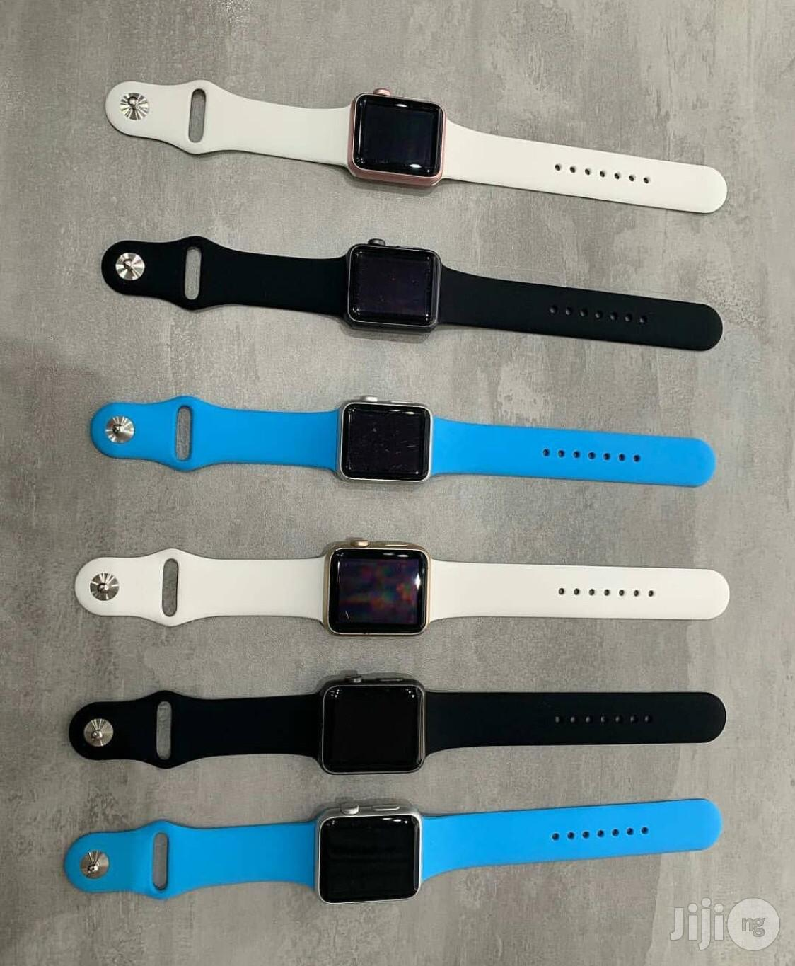 U.K Used Apple Watch Series 2 | Smart Watches & Trackers for sale in Port-Harcourt, Rivers State, Nigeria