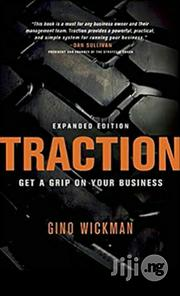 Traction By Gino Wickman | Books & Games for sale in Lagos State, Ikeja
