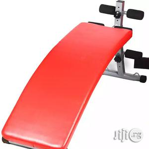 Standard Sit Up Bench | Sports Equipment for sale in Rivers State, Port-Harcourt