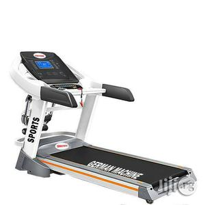 Treadmill 2.5 Hp With Massager   Sports Equipment for sale in Lagos State, Ikeja