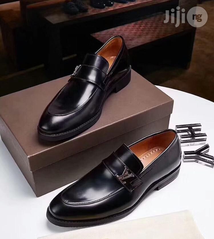 Classic Louis Vuitton Corporate Shoe in