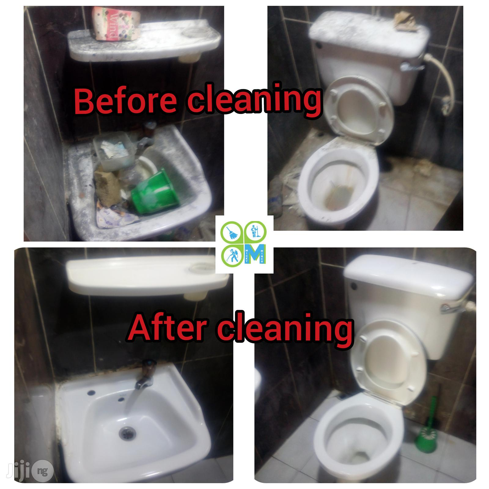 Archive: Cleaning:-post/Pre Constrcution Cleaning, End Of Tenancy