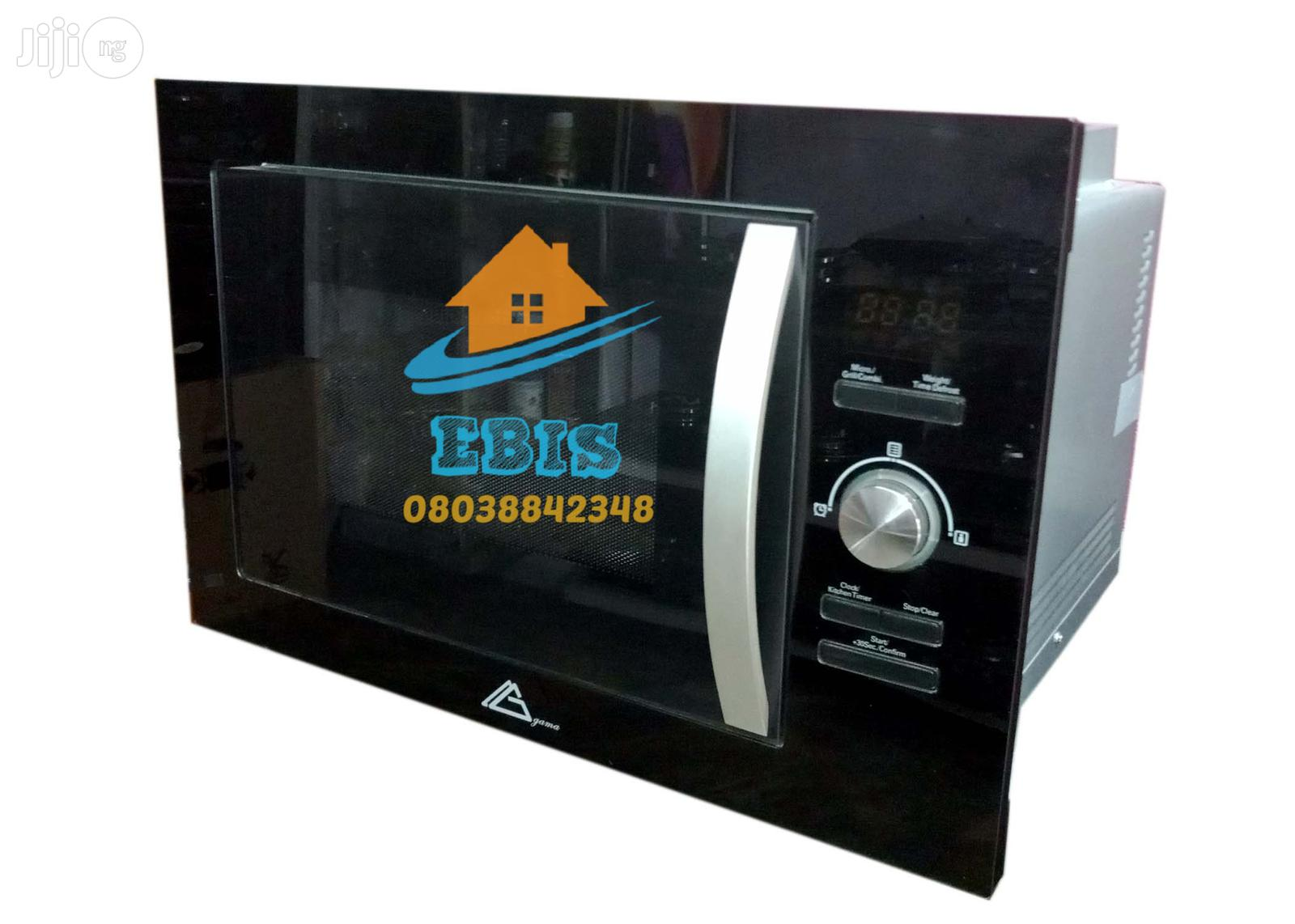 Built-In Microwave (Gama)