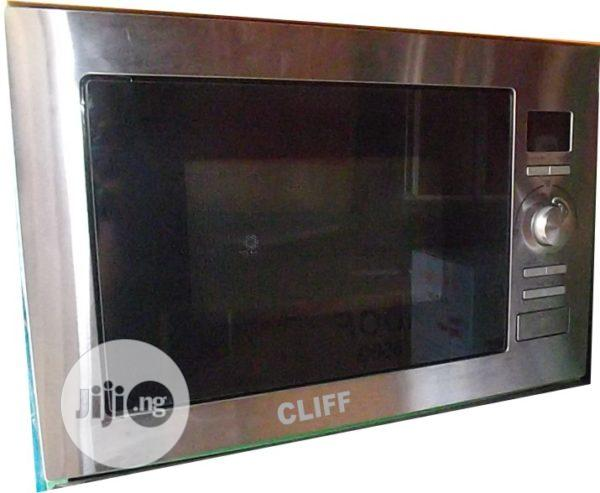25L Digital Built-in Microwave Oven With Grill