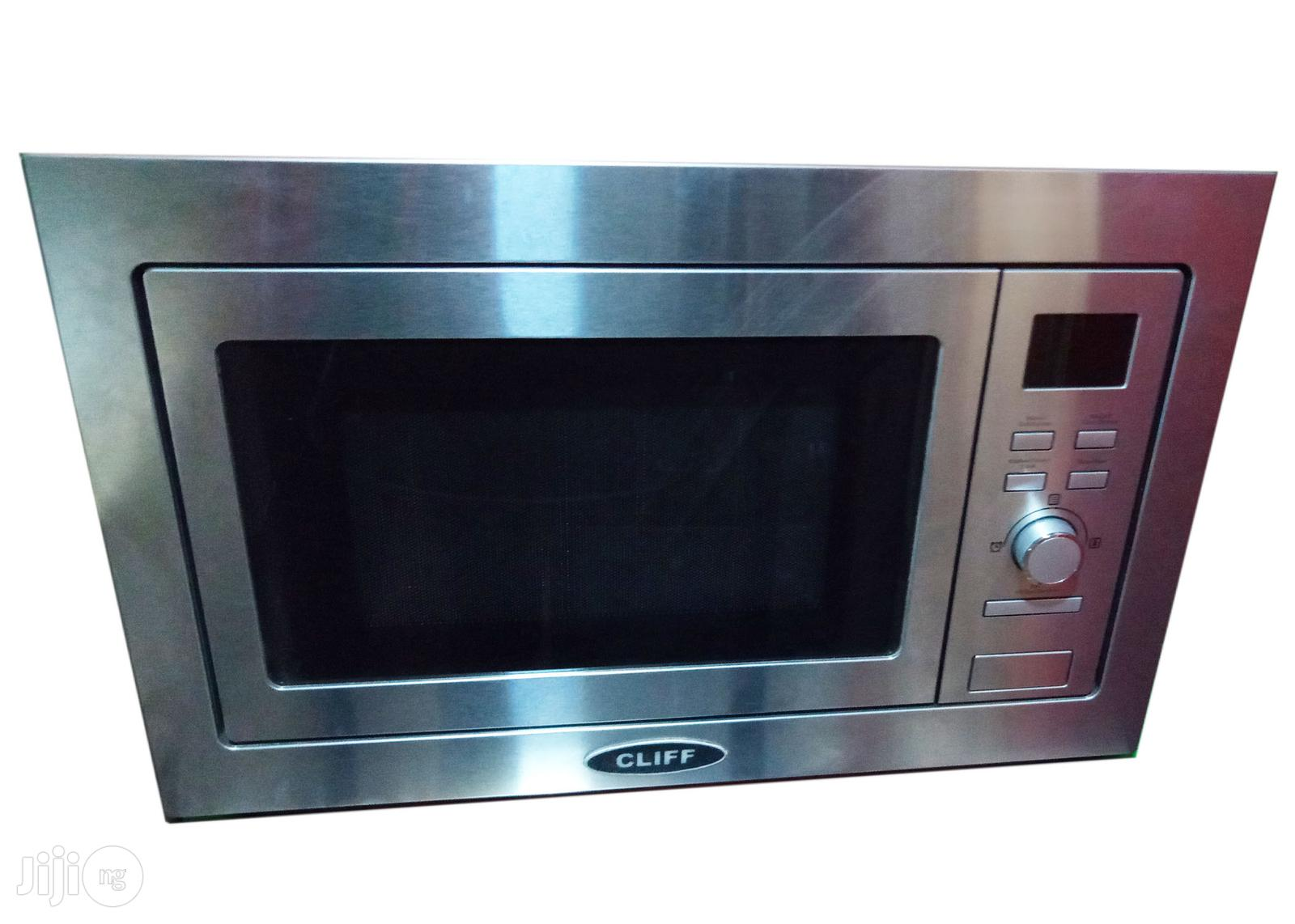 25L Digital Built-in Microwave Oven With Grill | Kitchen Appliances for sale in Orile, Lagos State, Nigeria