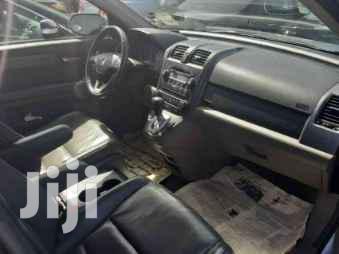 Archive: Honda CR-V 2.4 EX Automatic 2008 Blue