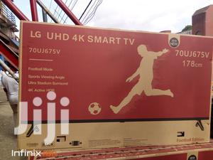 "Brand New LG Uhd 4K Fullhd Smart Internet TV 70""Inches | TV & DVD Equipment for sale in Lagos State, Ojo"