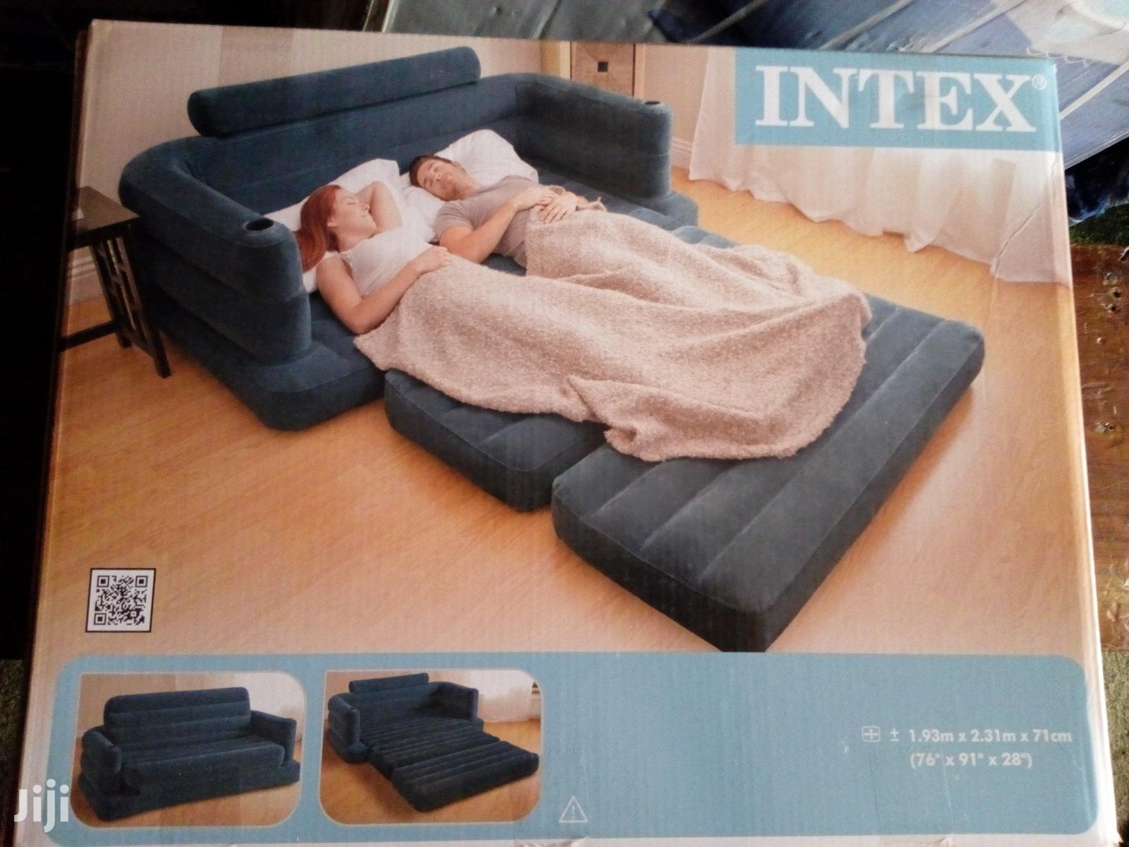 2-1 Inflatable Bed and Couch