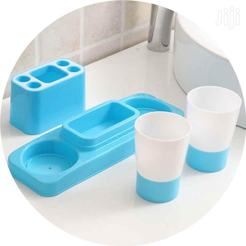 Toothpaste And Toothbrush Holders | Home Accessories for sale in Ikeja, Lagos State, Nigeria