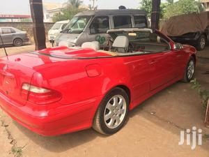 Mercedes-Benz CLK 2004 320 Cabriolet Red   Cars for sale in Anambra State, Awka