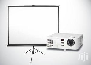 Rental Of Projectors And Screen | Photography & Video Services for sale in Lagos State, Ikeja