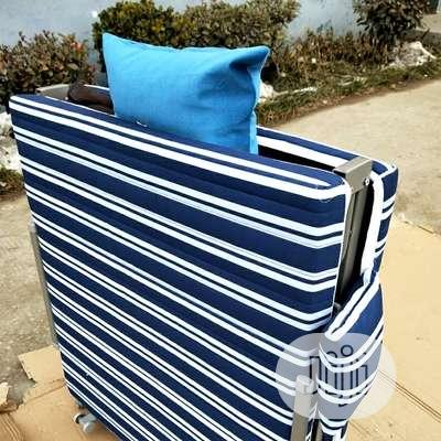 Camp Bed Foldable