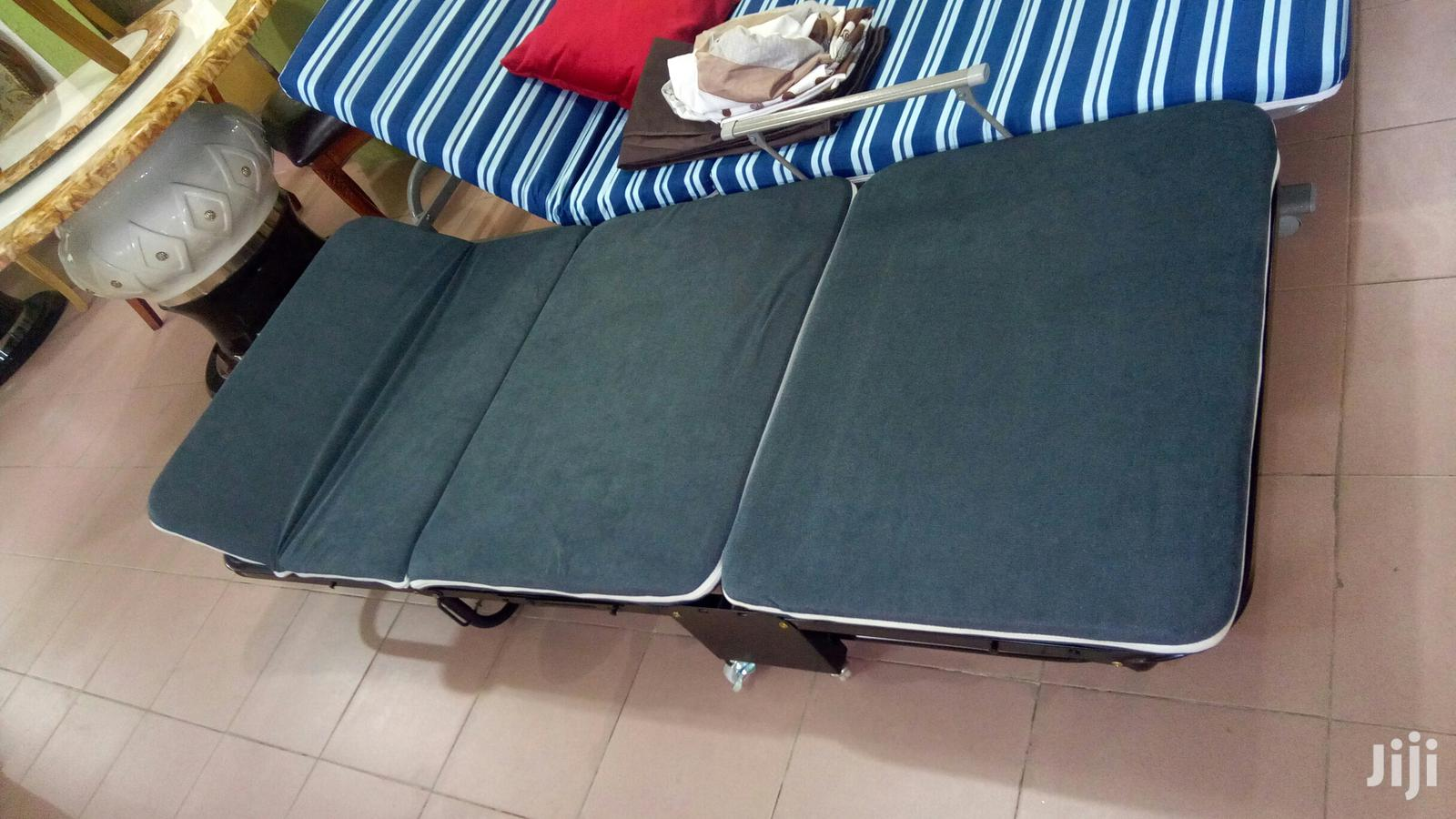 New Camp Bed Foldable